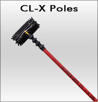 CL-X Water Fed Poles