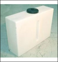 250 litre Baffled Water Tank