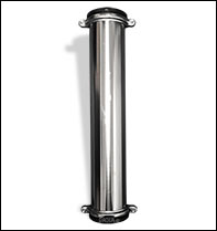 4021 Stainless Steel Membrane Housing