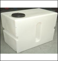 500l Baffled Upright Water Tank