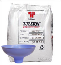 25litre bag of Tulsion MB-115 plus DI Funnel